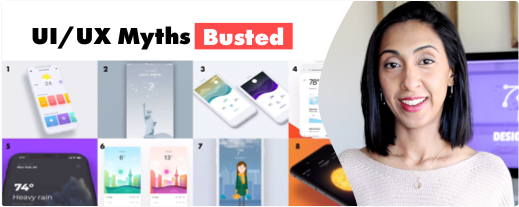 UI/UX and Product Design Myths Debunked